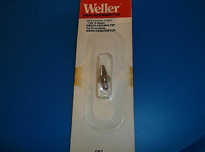 Weller Dst4 Tiplet To Desoldering Tool Ds40p Ds60 Dstcp Usa Made