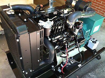 20 kw Diesel Generator Mitsubishi 3yr/3000hr promise Premium genset 25 gal tank