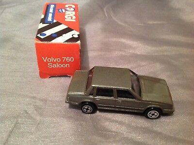 Corgi Collectable Die-cast Model Volvo 760 Saloon