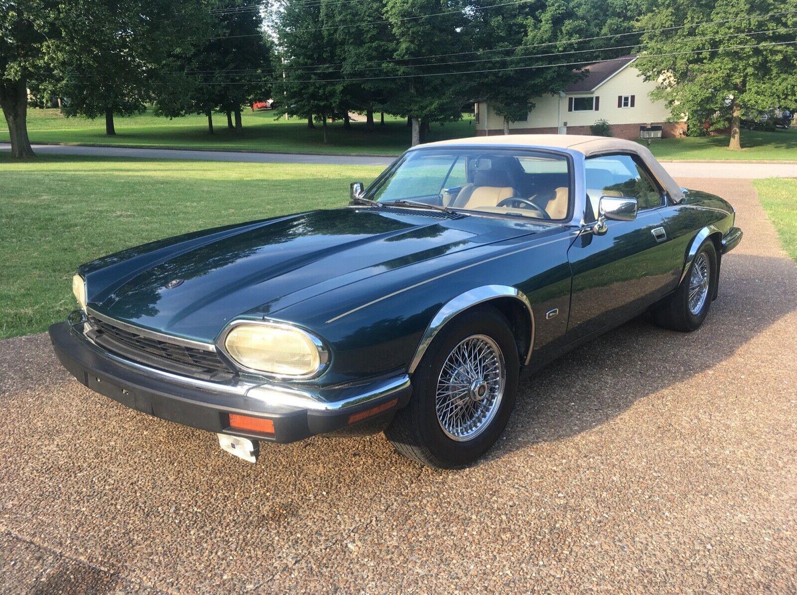 1993 Jaguar XJS  1993 JAGUAR XJS in Excellent Condition
