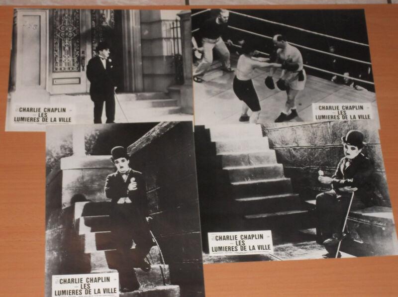 CITY LIGHTS - Charlot- Charlie Chaplin