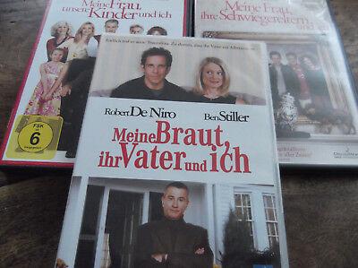 er und ich 1-3, 3 DVD Rabattaktion siehe unten (Rabatt Braut)
