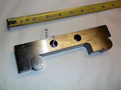 Sine Bar Machinist Sine Bar Made By Toolmaker 3132 Wide X 6-34 Long Usa