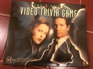 X Files Video board game. Never used. Singleton Singleton Area Preview
