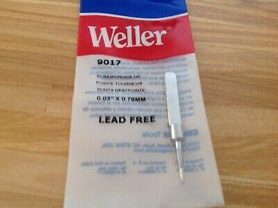 Weller Screwdriver 9017 Soldering Tip