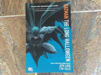 Batman The Long Haloween Graphic Novel! Look In The Shop!