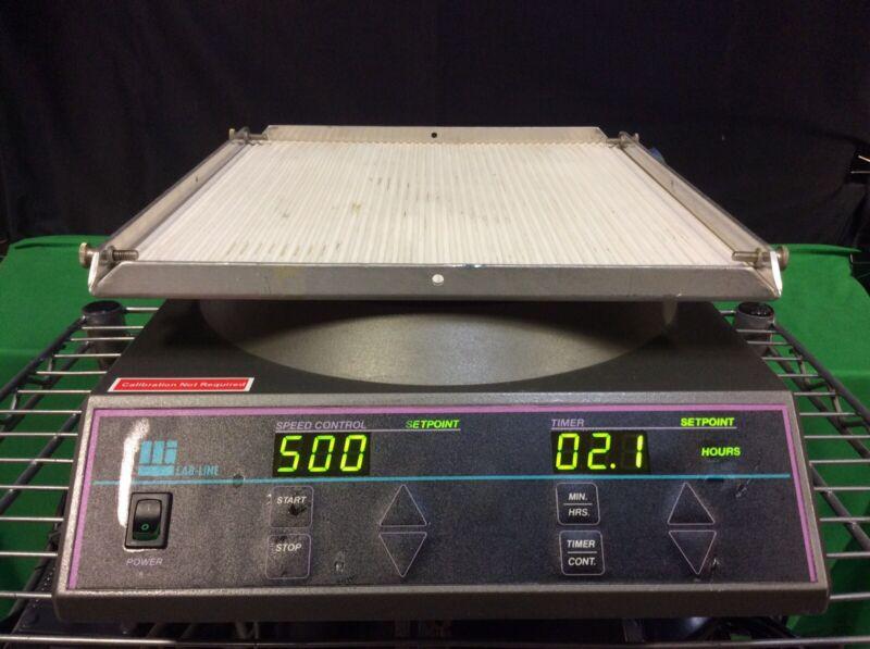 Thermo Barnstead Lab-Line 4626 Digital Heavy Duty Variable Speed Orbital Shaker.