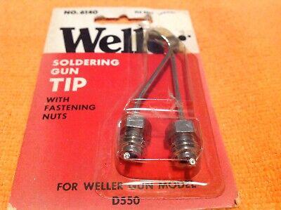 Weller Soldering Gun Tip 6140