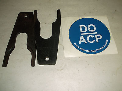 MILLER TOOL MD-998243 & MD-998244 5 SPEED TRANSMISSION FRONT/REAR STOPPER PLATE