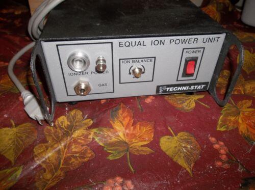 Techni-Stat Model B-1256 Static Eliminator TechniTool Neutralizing Power Supply