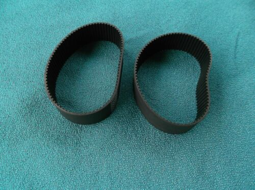 2 NEW DRIVE BELTS DELTA MITER SAW  34-080  DELTA PART 422171330002 MADE IN USA!!