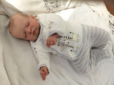 Reborn Baby Doll Rosa
