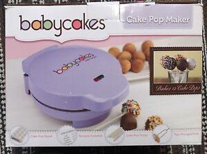 Baby Cakes - Cake Pops Maker