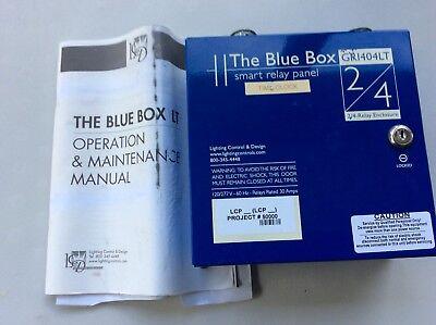 The Blue Box Gr1404lt 24 Smart Relay Panel