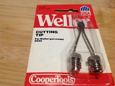 Weller Soldering Gun Tip 6130 For D550 Wd 250 S 500 8250 Soldering Guns