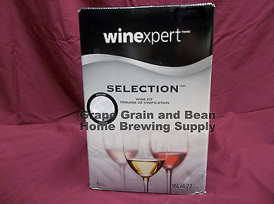 Winexpert Selection French Merlot Wine Ingredient Kit
