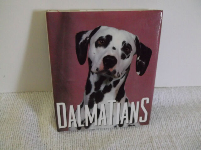 """Dalmatians Book Andrew & McMeel Gift Pocket Size: 3 1/4 """"x 3 3/4""""  Hardcover New"""