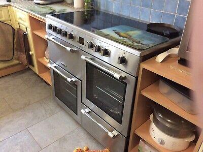 electric range cooker 1oo