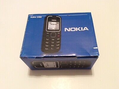 NOKIA 1280 Mobile Phone GSM Unlocked Multilingual keyboard