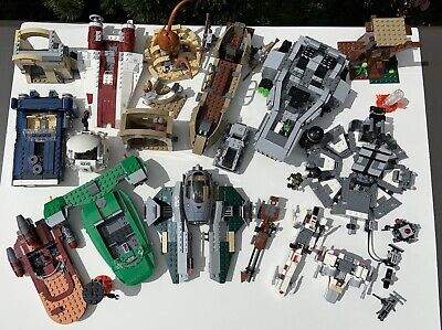 **PRICE REDUCED** HUGE Lego STAR WARS Bulk Lot 13 Sets & More Pieces Clone Wars