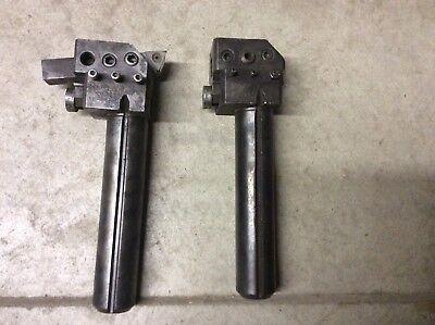 Warner Swasey Turret Lathe Boring Tool Holders 1.5 2ea M-4472