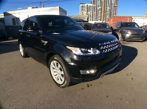2014 Land Rover Range Rover Sport / HSE / 3.0 / SUPERCHARGED / D