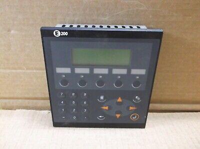 E200 Mitsubishi Beijer Plc Hmi Operator Interface Keypad Macmta Type 02800b