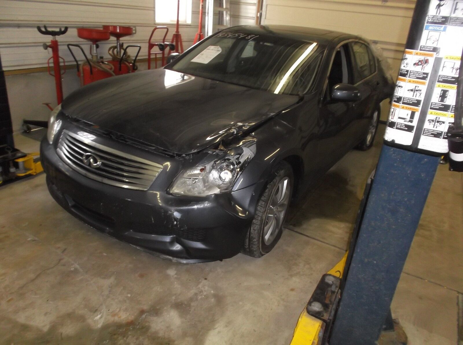 Buy Used Timing Components From Top Rated Salvage Yards Bmw 328i Belt 2007 2008 Infiniti G35 83k Awd 35 Liter Engine Chain Chains Set