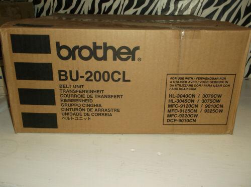 GENUINE Brother BU200CL Transfer Belt HL-3040cn MFC-9010cn 9320cw ((NEW))