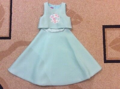 Val Max Girls Dress For Special Occasion. Size 12youth. Italy. - Occasion Dresses For Girls