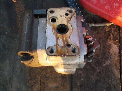 1960 Farmall Ih 560 Gas Tractor Hydraulic Pump