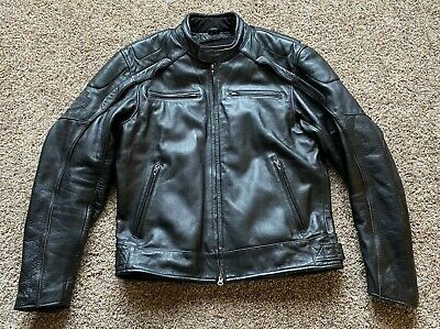 Harley Davidson Men's Willie G Reflective Skull Leather Jacket Large $699 retail