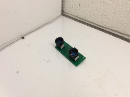 Mazak Push Button Control PC Board, # YMYA1-P0018-03, Used, WARRANTY