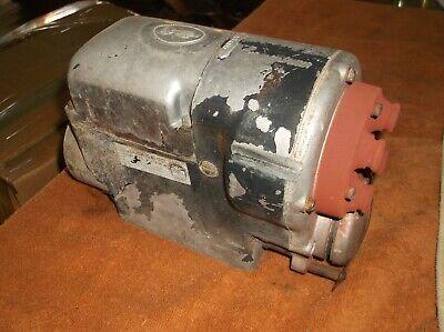Vintage J I Case Tractor Magneto Model 4