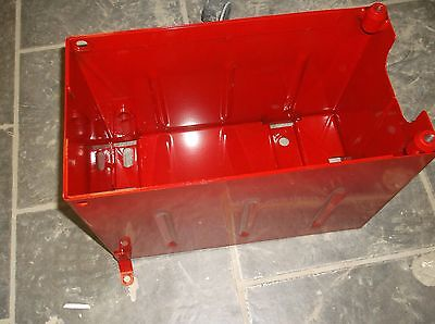 Ih Farmall Super M Super Mta Battery Boxunder Seat Wmounting Legs 358693r91