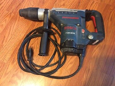 Bosch 11241evs Heavy Duty Hammer Drill Power Tool 120v