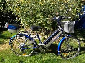 Easy Go Electric Bike North Shore Greater Vancouver Area image 2