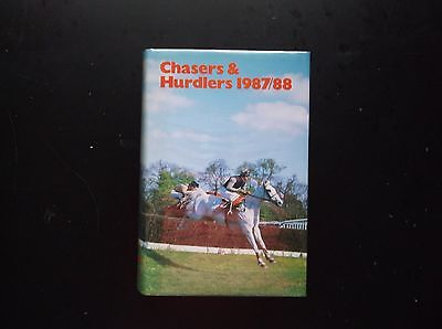 """TIMEFORM """"CHASERS & HURDLERS"""" 1987/88"""