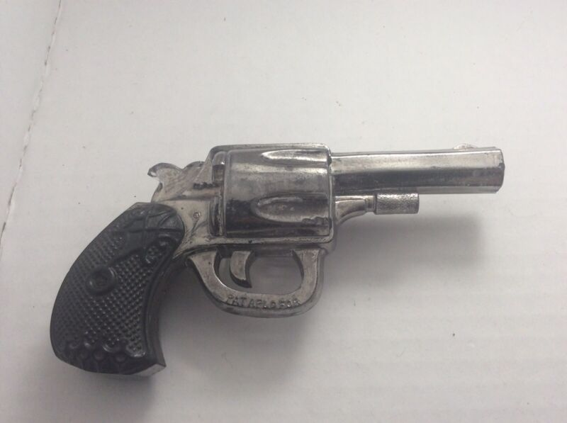 Antique 1880's Glass Gun Pistol Please Read The Story About These!