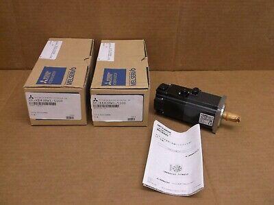 Hf-ke43bw1-s100 Mitsubishi New In Box 400w Servo Motor With Brake