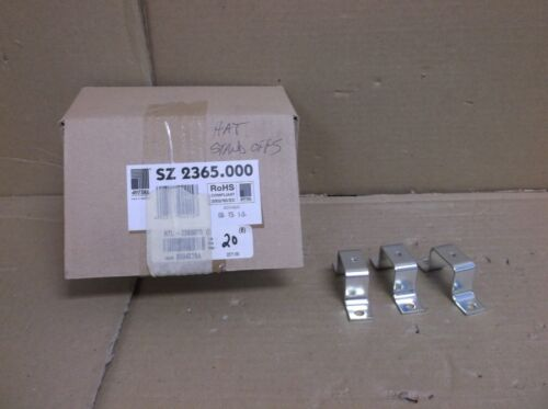 Sz 2365.000 Rittal New In Box Din Rail Mounting Bracket Sz2365.000