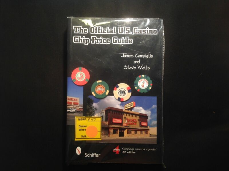 The Official US Casino Chip Price Guide Book