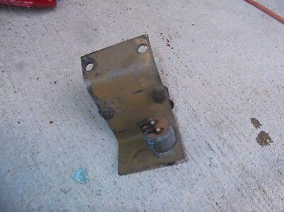 International Cub Cub Lo Boy Brake Light Switch Bracket