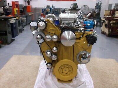 Caterpillar Engine The Best Of Old School  Choice 4
