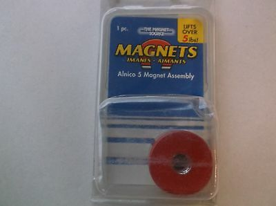 6xy79 Alnico 5 Magnet Assembly 10lb. Pull A19