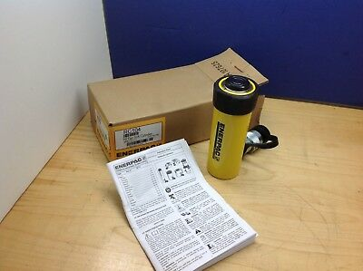 Enerpac Rc-104 New Hydraulic Cylinder 10 Tons 4-18in. Stroke