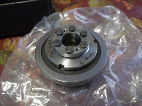 Print Press Monninghoff Feeder Drive Clutch Part 663561 TYPE 585.13.2.1