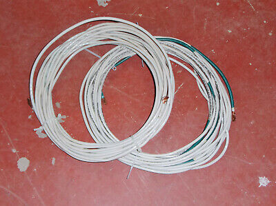 6 Awg 6 Gauge Stranded Thhn Thwn Copper Wire White 40 Ft.
