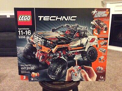 LEGO Technic 4X4 Crawler (9398) New Retired