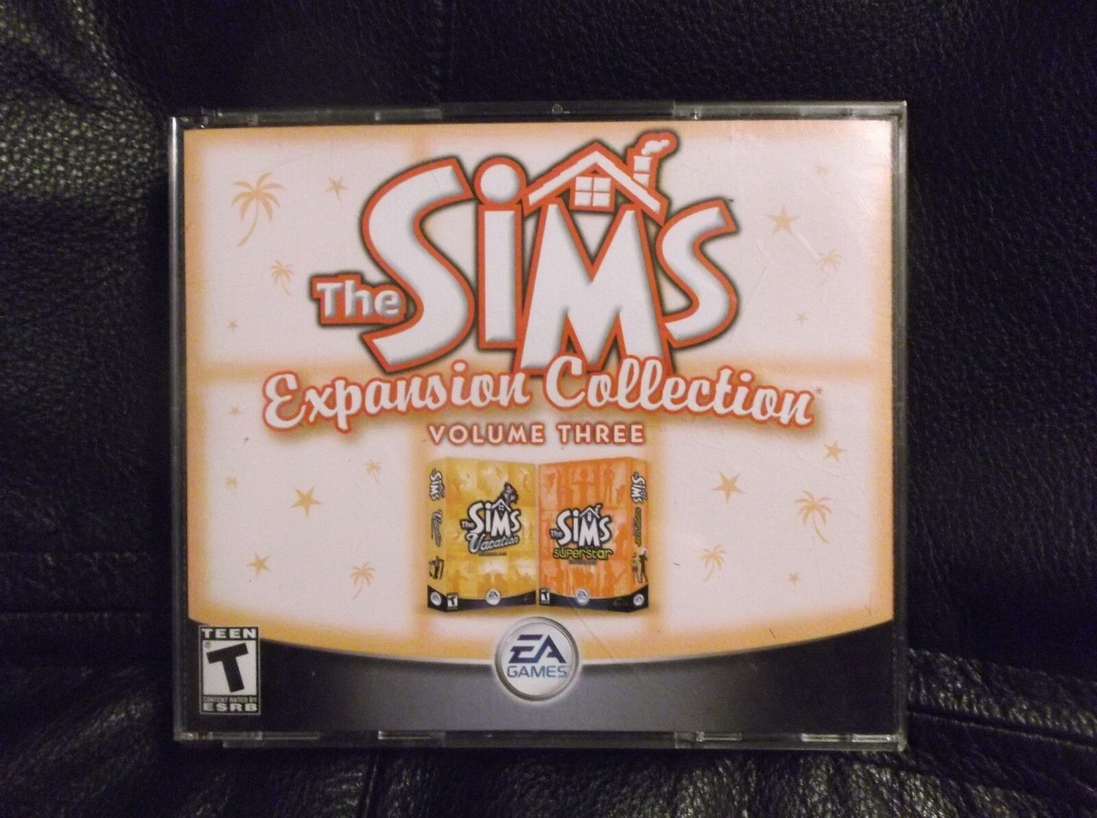 Sims Expansion Collection: Volume Three (PC, 2005)  FREE SHIPPING!